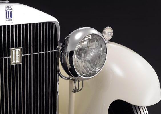 1930 Isotta Fraschini Tipo 8A SS a