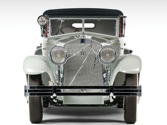 1930 Isotta Fraschini Tipo 8A SS Cabriolet by Castagna