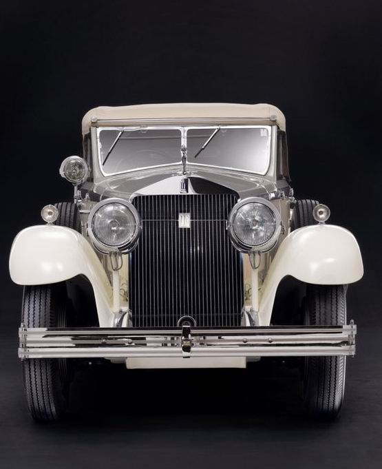 1930 Isotta Fraschini Tipo 8A SS Torpedo