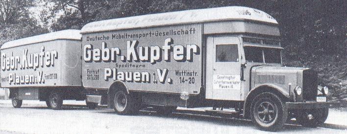 1930 krupp moebelwagen