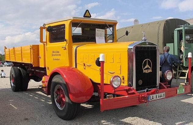 1930 MERCEDES BENZ L6500