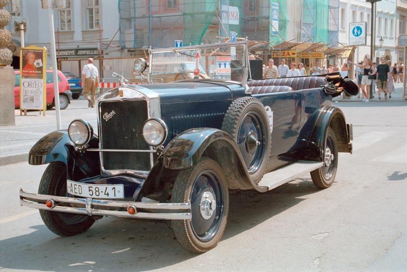 1930 Praga Alfa b