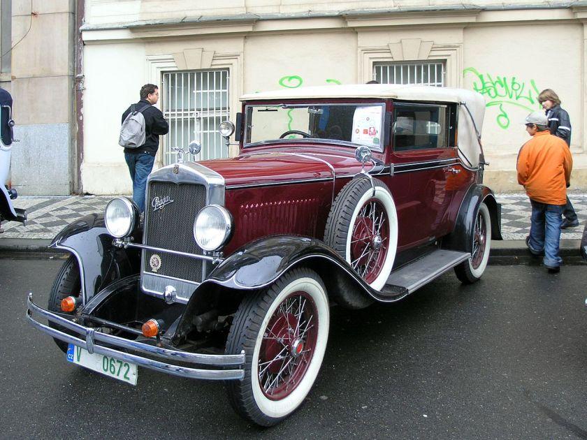 1930 Praga Alfa