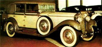 1931 isotta fraschini 8a