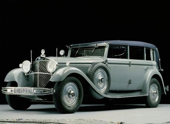1931 Mercedes Benz 770 Cabriolet