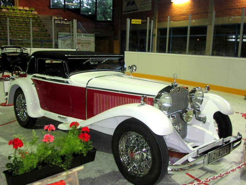 1931 Mercedes Benz Typ Mannheim 370 S