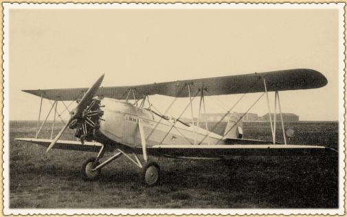 1931 Praga E-39