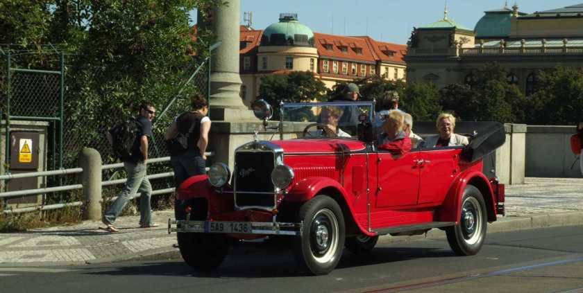 1931 Praga Mignon 1.Série Phaeton