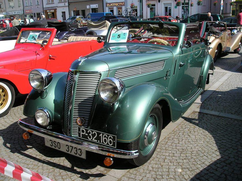 1931 Praga Piccolo Р31