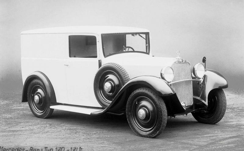 1932-34 Mercedes-Benz typ L300 W15
