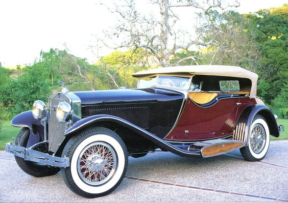 1932 Isotta Fraschini Tipo 8A