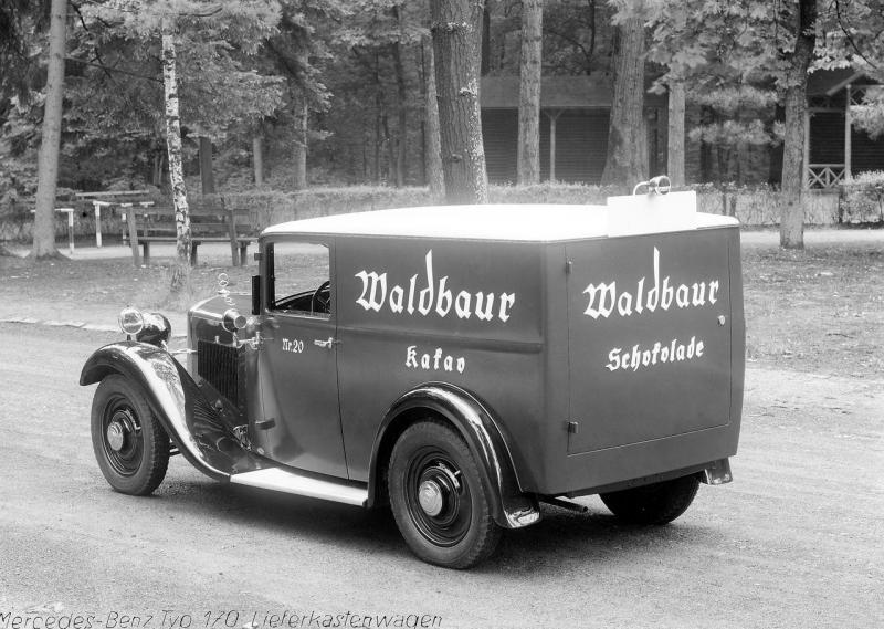 1932 Mercedes-Benz typ L300 W15