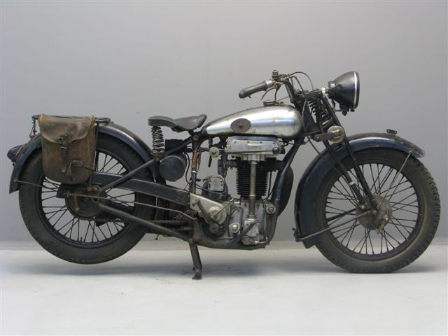 1932 Praga 500 cc dohc