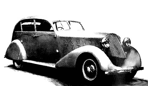 1933 Isotta Fraschini 8B Berlinetta by Carrozzeria Brianza