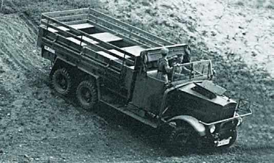 1933 Krupp L3H63, 6x6