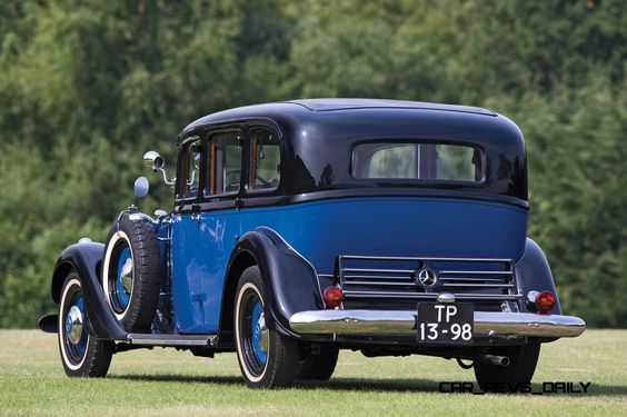 1933 Mercedes Benz 290 Pullman
