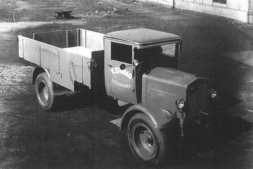 1933 Praga-N