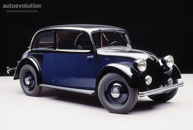 1934-36 MERCEDES BENZ130-W23--2634 1