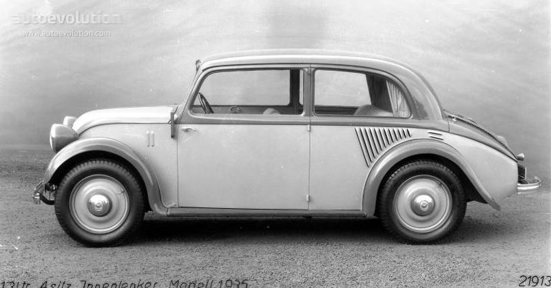 1934-36 MERCEDES BENZ130-W23--2634 3