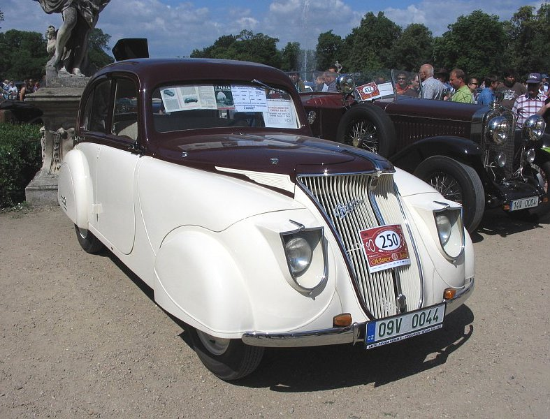1934-36 Praga Super Piccolo.