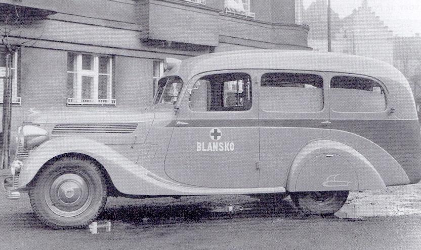 1934-47 PRAGA Lady