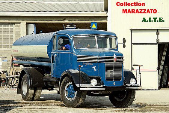 1934-55 ISOTTA FRASCHINI D80 - Arrivederci