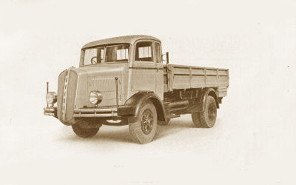 1934-55 Isotta Fraschini d80 CO