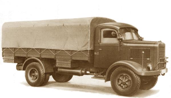 1934-55 Isotta Fraschini d80 COM