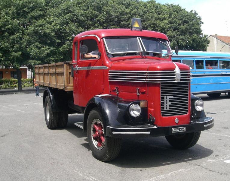 1934-55 Isotta fraschini d80