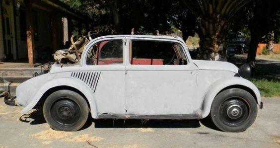 1934 Mercedes 130 Cabrio