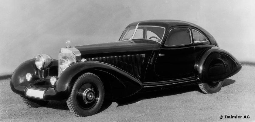 """Mercedes-Benz Typ 500 K """"Autobahnkurier"""", 1934"""