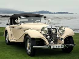 1934 Mercedes Benz Typ 380 Cabriolet C (W19)