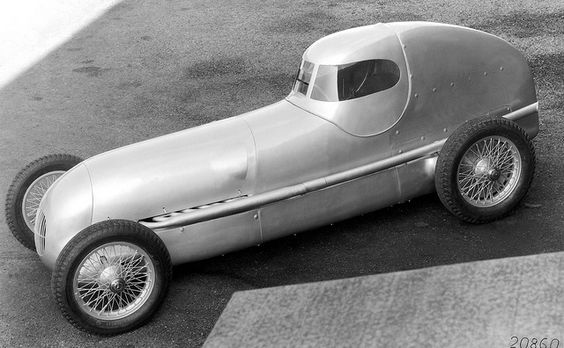1934 Mercedes Benz W25 Rennlimousine