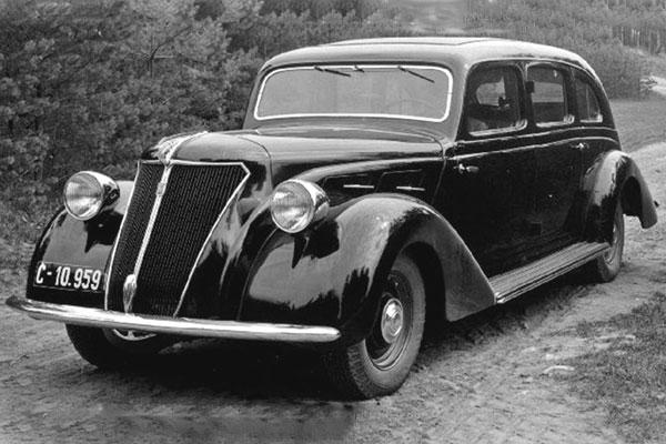 1934 Praga golden-1934