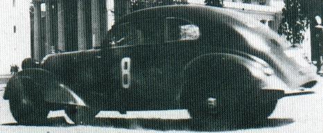 1935-36 Mercedes-Benz-150 Heckmotor Sport W130