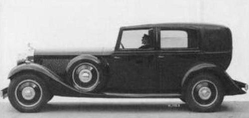 1935 isotta fraschini 8b hooper