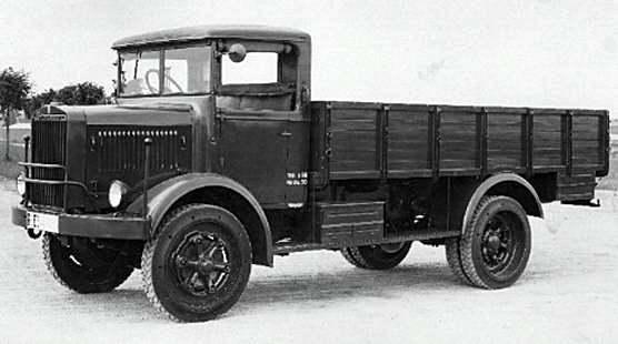 1935 Isotta Fraschini D80 NM