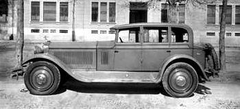1935 isotta fraschini zagato