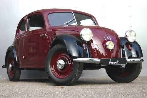 1935 Mercedes 170 H a