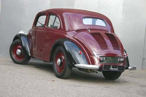 1935 Mercedes 170 H