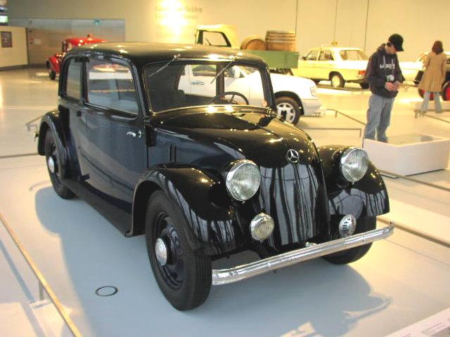 1935 Mercedes Benz 130 W23