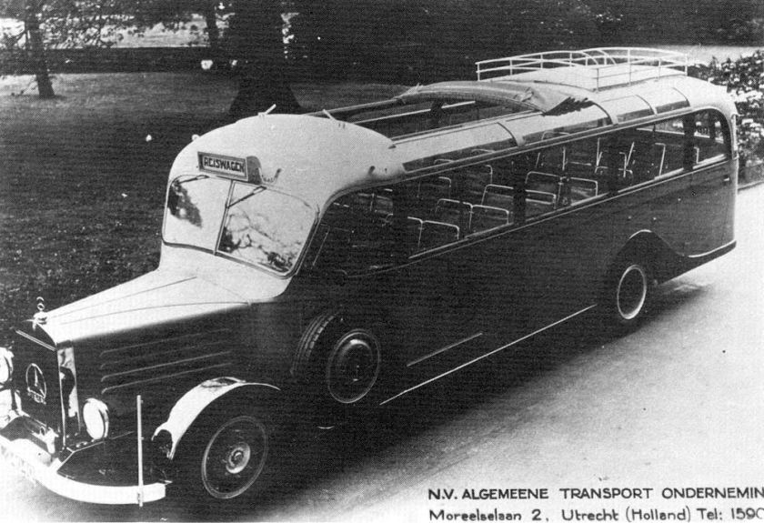 1935 Mercedes Benz ATO-01