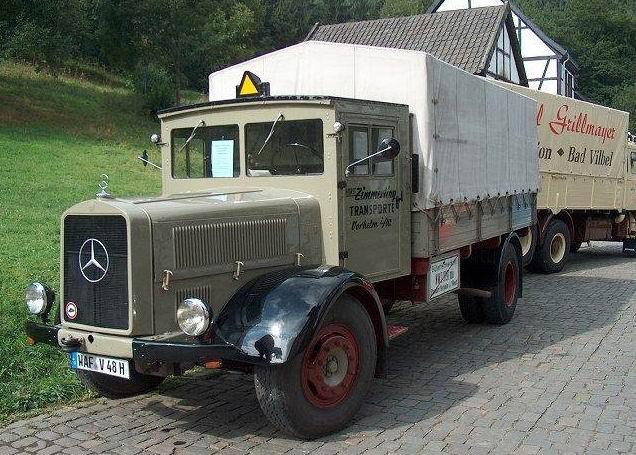 1935 MERCEDES BENZ K4500