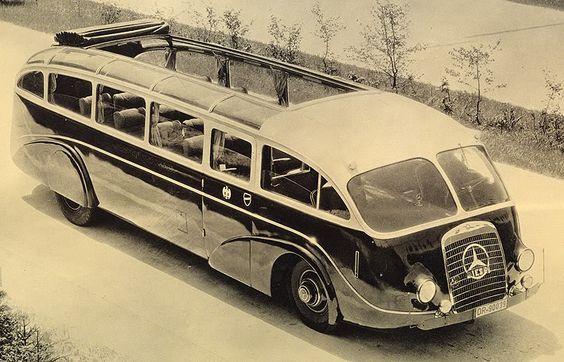 1935 Mercedes Benz LO 3500