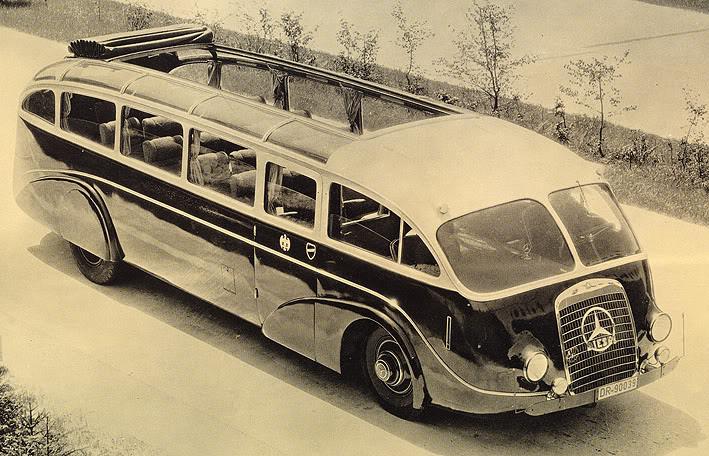 1935 Mercedes-Benz LO 3500