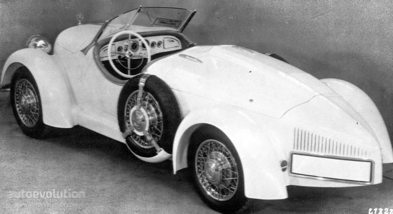 1935 MERCEDES BENZ Typ 150 Sport Roadster-W30--2635 10