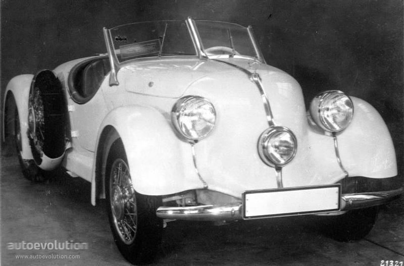 1935 MERCEDES BENZ Typ 150 Sport Roadster-W30--2635 7