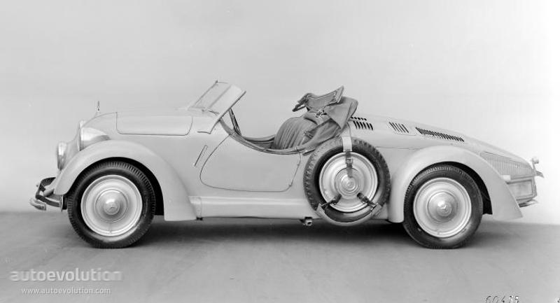 1935 MERCEDES BENZ Typ150 Sport Roadster-W30--2635 8