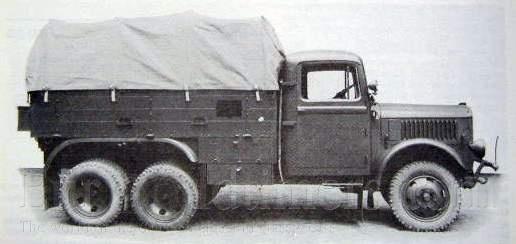 1935 Praga RV 3468cc