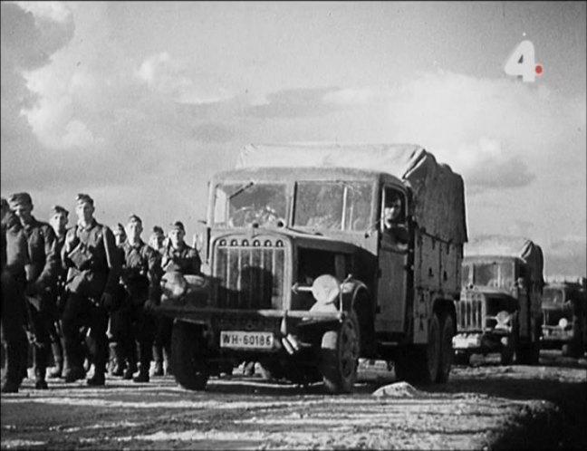 1935 Praga RV in Africa